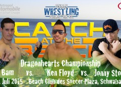 Dragonhearts Title on the line